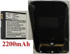 Coque Noir + Batterie 2200mAh type HB5K1H Pour Huawei U8650