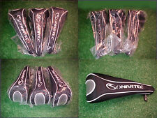 "3 NEW "" SONARTEC "" FAIRWAY WOOD GOLF CLUB HEADCOVERS Includes # 3 -19 & 21 Tags"