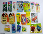 Lot of Fishing Lures - Red Eye Blue Fox Spinner Baits