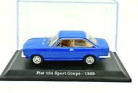 Model Car Fiat 124 Sport Coupe Coupe NOREV Scale 1/43 diecast modellcar