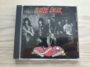 Sleeze Beez Screwed Blued & Tattooed CD