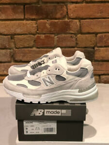 NEW BALANCE SHOES STYLE M992NC COLOR NIMBUS CLOUD MADE IN THE USA WIDTH D
