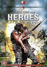 Heroes Shed No Tears (DVD, 2011) NEW AND SEALED