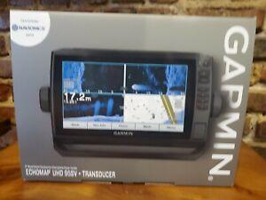 Garmin Echomap UHD 95SV W/GT54UHD-TM Transducer