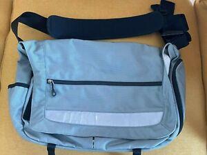 Patagonia Half Mass Courier Messenger Shoulder Bag Gray 15L