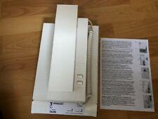 Ritto 1 6630 73 Haus Telefon Sprechanlage Elegant Wohntelefon weiß Neu Verp