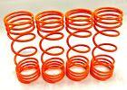 WideMaxx® Shock Springs Progressive Tuned Orange By VG Racing GT-Maxx®