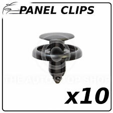 Panel Clip Toyota Range: Agya/Altezza/Avanza/Avensis etc Pack of 10 Part 12382