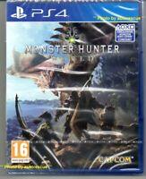 Monster Hunter World (Exclusive HORIZON ZERO DAWN content)  'New & Sealed' *PS4*