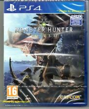 Monster Hunter World (Exclusive HORIZON ZERO DAWN content)  'New & Sealed' *PS4*
