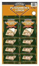 Pub card Original Ploughman's Lunch Snack Pack 38g (8) On The Card.