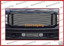 For 1999 2000 01 02 03 04 Ford F250 F-250 Excursion billet Grille Combo Inserts