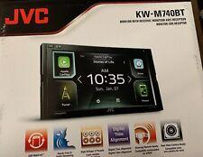 JVC KW-M740BT 6.8