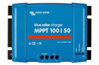 Régulateur de charge solaire MPPT 50A 12/24V Bluesolar Victron