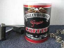 1990's Harley Davidson Coffee In The Can-Still Sealed!