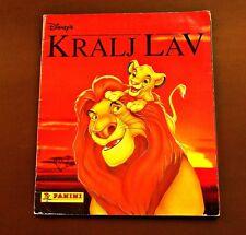 "Image Panini /""LE ROI LION II 2/"" The Lion King Disney spéciale Image brillante"