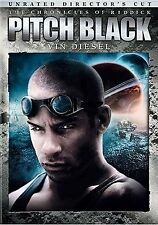 CHRONICLES OF RIDDICK/PITCH BLACK (NEW UNRATED DVD)VIN DIESEL,RADHA MITCHELL