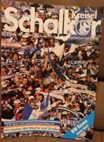FC Schalke 04 Schalker Kreisel Magazin 17.11.1990 - 2.Bundesliga RW Essen /596