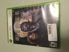 Where the Wild Things Are (Microsoft Xbox 360, 2009)