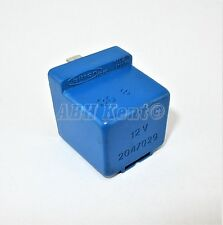 570-Peugeot Citroen (90-10) 6-Pin Blue Relay Bitron 9753498780 12V 2047029 Italy