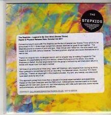 (CS616) The Stepkids, Legend In My Own Mind - 2011 DJ CD