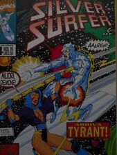Silver Surfer n°4 1995 ed. Marvel Italia  [G.157]