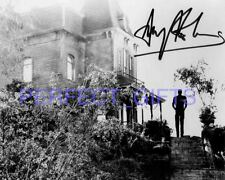 ANTHONY PERKINS NORMAN BATES PSYCHO SIGNED 10X8 PP REPRO PHOTO