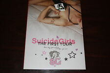 Lot of 25 Suicide Girls DVDs - The First Tour (DVD, 2005) Brand New