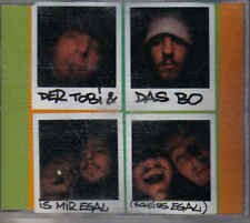 Der Tobi&Das Bo-Is mir egal cd maxi single