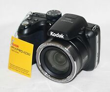 Kodak PIXPRO az362 Black Fotocamera Digitale Bridge Videocamera Digital Camera 16 Megapixel