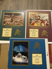 Walt Disney World Cast Member 1996 Collectors Series Limited Edition