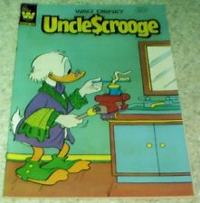 Walt Disney's Uncle Scrooge 188 NM- (9.2) The Inch Square Fortune! 50% off Guide