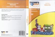DVD:  DISCOVERY SCHOOL PENDEMONIUM: COLD CASE ADVERBS GRADES 6-8