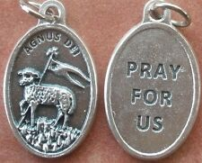Agnus Dei Medal + Lamb of God Who takes away the sins of the world ...