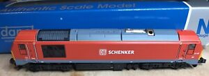 Dapol Class 67 2D-010-006 67015 DB Schenker Livery. DCC Fitted