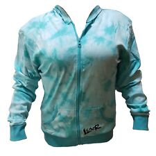 Lunr Casual Tie Dye Long Sleeve TShirt Hoodie Jumper Sweater Cotton  Size Small