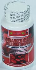 Blood Pressure Vitamin Hawthorn Berry EXTRACT Garlic Capsule pill cardiovascular