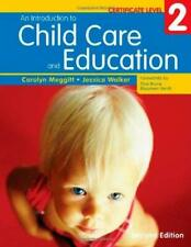 Child Care and Education by Tina Bruce-ExLibrary