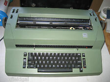 Refurbished IBM Selectric II Typewriter, w/self correction key, w/ warranty