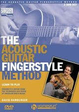 The Acoustic Guitar Fingerstyle Method Learn to Play Using the Techniq 000642177