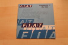 67192) Fiat 126 Red Brown Panda 127 Ritmo 131 - Preise & Extras - Prospekt 05/19