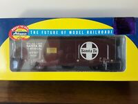 ATHEARN H0 Item #70162, Santa Fe 40' Double-Door Box Car