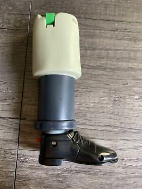 Disney Inspector Gadget Right Leg McDonalds 1999
