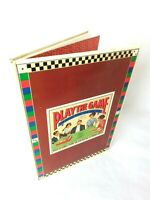 Play The Game Play Over 40 Games Of Vintage Games Hardcover book