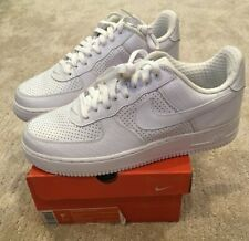NIB - Nike Air Force 1 Premium White/White Croc Style 309096-112  Men Size 9.5