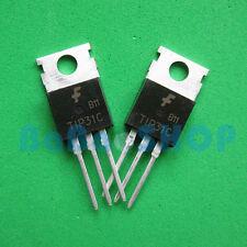 5pairs ( TIP31C + TIP32C ) NPN PNP 3A Transistor TO-220 FSC