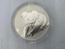Silbermünze Koala  10 Unzen Jahrgang 2010