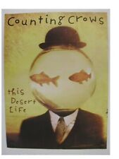 Counting Crows Poster the Promo