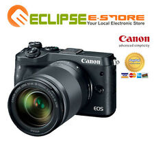 Brand NEW Canon EOS M6 kit (18-150mm) Digital Cameras IN BOX
