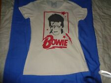 "David Bowie "" Bowie "" Tee [ Medium ] [ 47 ["
